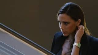 Victoria Beckham coming up with new makeup collection