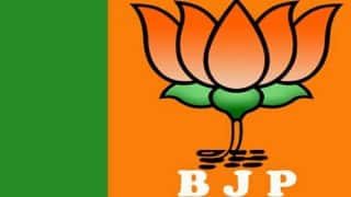 BJP to field candidate in May 16 bypoll to Kanubari seat