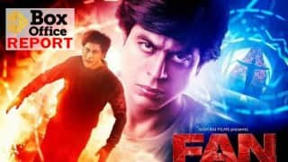 Fan Box Office report: Shah Rukh Khan stands tall and mighty at the ticket windows!