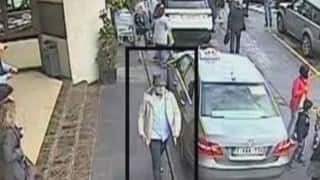 Belgium releases video of suspect fleeing after airport bombings