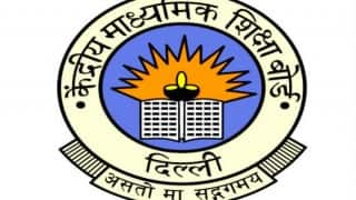 CBSE UGC NET 2017: Detailed notification to be released on October 15 at cbsenet.nic.in