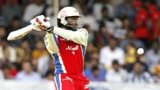 IPL 2016: Chris Gayle to miss next two RCB matches