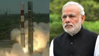 IRNSS-1G सैटेलाइट का सफल प्रक्षेपण, पीएम मोदी ने कहा अब भारत खुद अपने रास्ते तय करेगा