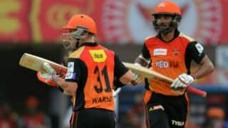 SRH vs KKR, IPL 2016 Live Streaming: Watch online telecast of Sunrisers Hyderabad vs Kolkata Knight Riders on Star Sports
