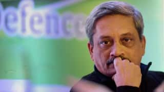 Samjhauta blast accused writes to defense minister Manohar Parrikar