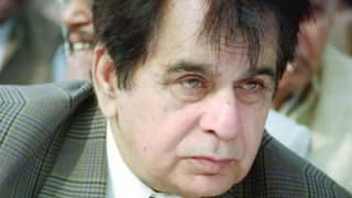 Dilip Kumar complains of respiratory problems, hospitalised