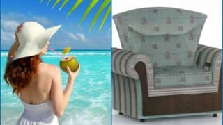 This man designed an air-conditioned sofa to help you get through Summer!