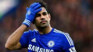 Chelsea's Diego Costa handed one-match ban, fined on grounds of improper conduct