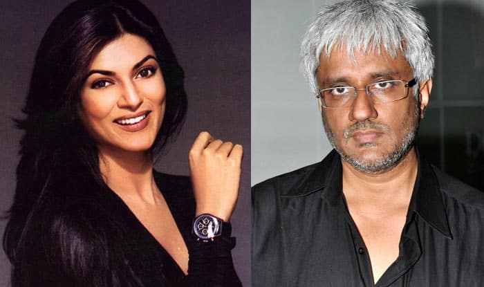 Image result for sushmita sen with vikram bhatt, india.com