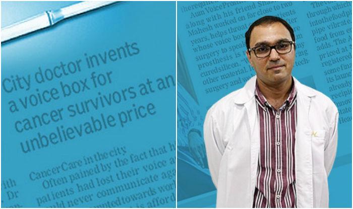 Image result for डॉ. राव एक ओंकोलोजिस्ट