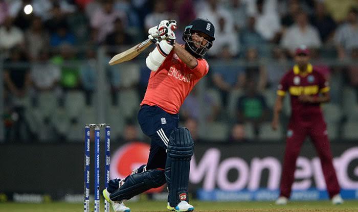 इंग्लैंड ने वेस्ट इंडीज़ के सामने रखा 155 रनों का लक्ष्य