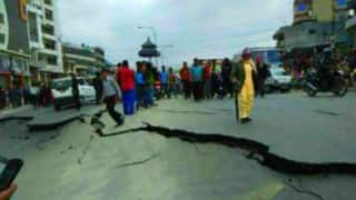 Fresh tremor of 4.4 magnitude jolts Nepal's Dhading district