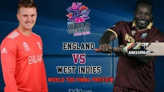 West Indies vs England T20 World Cup 2016 Final Preview: Champions to be decided through six-hitting battle