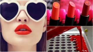 Ever wondered how lipsticks are made? Watch video