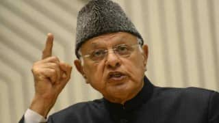 Farooq Abdullah cautions against division of society under garb of ultra-nationalism