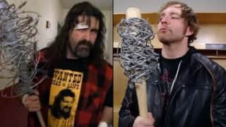 Wrestlemania 32: Dean Ambrose to emerge as next Mick Foley after bout against Brock Lesnar!
