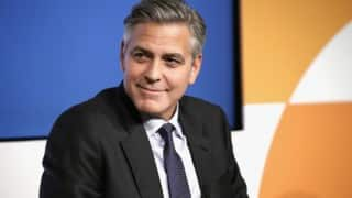 Never gave any interview to Hello! magazine: George Clooney