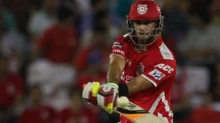 Indian Premier League 2016: Will the real Glenn Maxwell stand up?