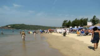 Goa tourism Department  to study carrying capacity of beaches
