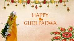 Happy Gudi Padwa 2021 In Marathi: गुड़ी पड़वा पर मराठी में भेजें शुभकामनाएं, देखें खास Messages
