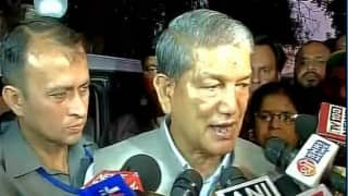 Amit Shah suffering from phobia of elections: Harish Rawat