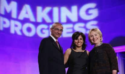'Indian-Americans for Hillary Clinton' Launched: Neera Tanden Could be Named in a Clinton Administration