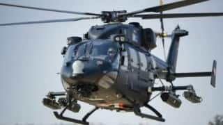 AgustaWestland didn't return 106 million Euros for 3 choppers sold to India
