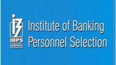 IBPS Clerk Prelims Question Paper 2016: Questions asked in November…