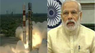 ISRO launches Indian Regional Navigation Satellite System (IRNSS-1G) from Sriharikota, PM Modi lauds team (Watch video)