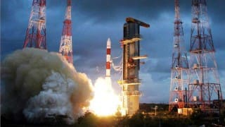 India's navigation satellite launch countdown progressing smoothly