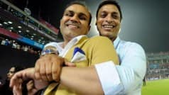 Shoaib Akhtar responds to Virender Sehwag's friendly jibe & that shows why they are the new Jai Veeru