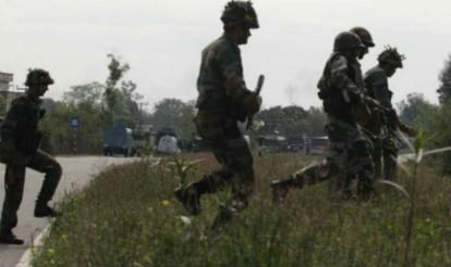 Army Major Amit Deswal