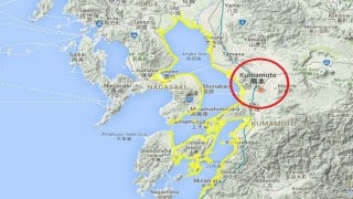 Japan earthquake: Tremors of 6.2 magnitude hits eastern Japan