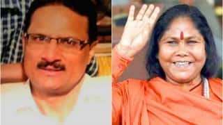 OMG! Union Minister Sadhvi Niranjan Jyoti thought NIA officer Tanzil Ahmad was from Pakistan (Watch video)