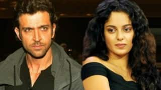 Hrithik Roshan posts cryptic message online amid fight with Kangana