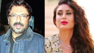 Is Kareena Kapoor Khan in talks with Sanjay Leela Bansali for his next project?