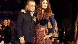 Lakme Fashion Week 2016: Kareena Kapoor Khan dazzles as Rohit Bal's showstopper for LFW grand finale!