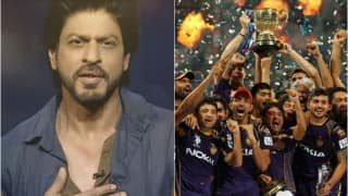 IPL 2016: Shah Rukh Khan's Ami KKR message for Kolkata Knight Riders (KKR) fans is high on inspiration (Watch video)