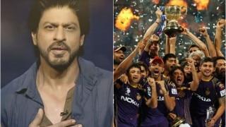 IPL 2016: Shah Rukh Khan's Ami KKR message for Kolkata Knight Riders (KKR) fans is high on inspiration (Watch video)