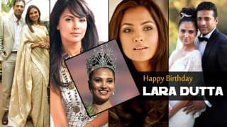 Lara Dutta birthday: Here's how Bollywood celebs wished the 'Singh Is Bliing' actress on Twitter