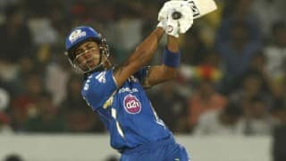 Holders Mumbai Indians take on confident Gujarat Lions in keen contest