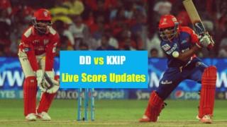 DD won by 8 wkts | LIVE Score Delhi Daredevils (DD) vs Kings XI Punjab (KXIP) IPL 2016 Match 7: 113/2 in 13.3 Overs (Target 112)