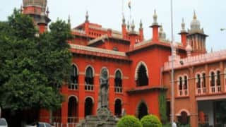 High Court reserves order on petition filed by Nalini Chidambaram