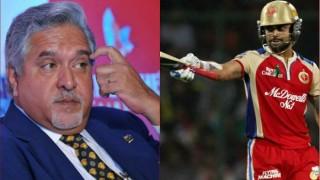 Vijay Mallya has a message for Virat Kohli on his maiden IPL century