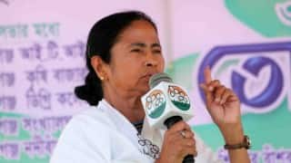 Mamata Banerjee rakes up 2G scam, slams Congress