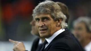 Manchester City not scared of facing Real Madrid in Champions League semis, says Pellegrini