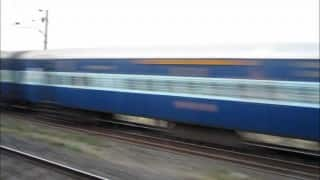 India's fastest train to debut on Tuesday