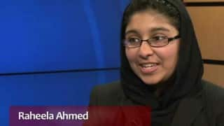 Young Indian-American Muslim woman Raheela Ahmed wins key Maryland primary