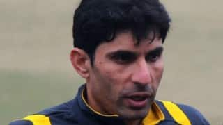 Misbah-ul-Haq defers announcement on future, leaves for England tour
