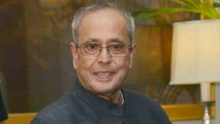 Pranab Mukherjee embarks on two-nation tour to Papua New Guinea and New Zealand